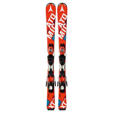 Купить Горные лыжи с креплениями Atomic 2015-16 REDSTER JR II & XTE 045 1195390