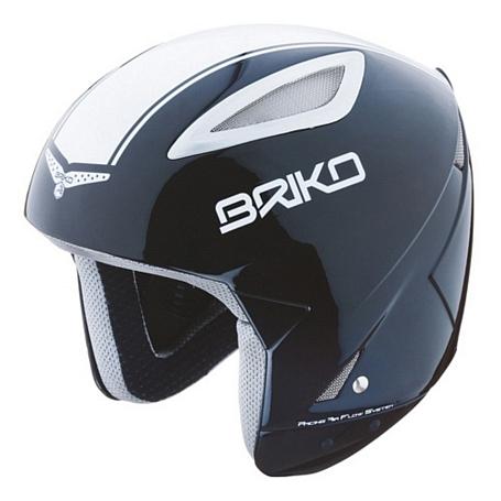 Купить Зимний Шлем Briko INDIAN (BLUETOOTH READY) BLACK WHITE (B7) Шлемы для горных лыж/сноубордов 772155