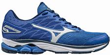 МарафонкиКроссовки для бега<br>Кроссовки для бега (асфальт, беговая дорожка)&amp;nbsp;<br> Модель для любителей и профессионалов, подходит для людей с нейтральной пронацией. Универсальная модель для всех типов тренировок в зависимости от подготовки спортсмена.<br> <br> Технологии:<br> <br> - Обладают более упругой амортизацией, что на выходе дает несравненную отзывчивость (скорость отталкивания от поверхности)<br> - Сочетание жесткой пластины Wave и упругих пенных слоев позволяет кроссовкам долго оставаться в строю.<br> - За счет новой пенной прослойки под стелькой из материала U4icX кроссовки стали податливее отзываться на каждый шаг.&amp;nbsp;<br> - Шнурки с небольшой степенью эластичности способствуют более индивидуальной и комфортной посадке верха на ногах.<br> - Вес 290 гр