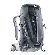 РюкзакРюкзаки универсальные<br>Обновленная модель серии универсальных рюкзаков ACT Trail. Лучший выбор для походов, маршрутов Via ferrata и экскурсий на природе.<br> Малый вес и высокое качество.<br> Удачное сочетание комфорта системы спинки и множества полезных деталей (например, съемный набедренный пояс).<br> складные сетчатые крылья пояса <br>гибкий U-образный каркас из DerlinR <br>спинка Aircontact Trail для полного контроля распределения нагрузки <br>лямки анатомической формы обшиты сетчатым материалом 3D AirMesh регулируются по длине <br>переднее отделение на молнии для карты и т.п. <br>2-ходовая молния на фронтальной части обеспечивает доступ к грузу при закрытом клапане <br>прочная, дышащая подкладка AirMesh <br>карман в клапане, внутренний карман для мелочей, карман на молнии и эластичный карман сбоку <br>отделение для влажной одежды <br>крепление для телескопических палок и ледоруба <br>петли для крепления шлема <br>SOS лейбл <br>съемный чехол от дождя <br>совместимость с питьевой системой (3л) <br>Вес: 1200 г <br>Объем: 30л <br>Размеры: 62 х 29 х 21 см <br>Материал: 50: полиэстер, 50% нейлон. Deuter-Microrip-Nylon. Deuter-Super-Polytex.