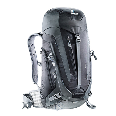 Рюкзак Deuter 2017-18 ACT Trail 30 black-granite