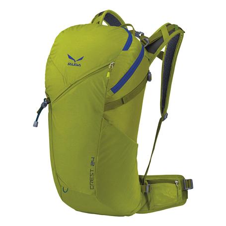 Купить Рюкзак туристический Salewa Crest 24 Leaf Green Рюкзаки туристические 1241015