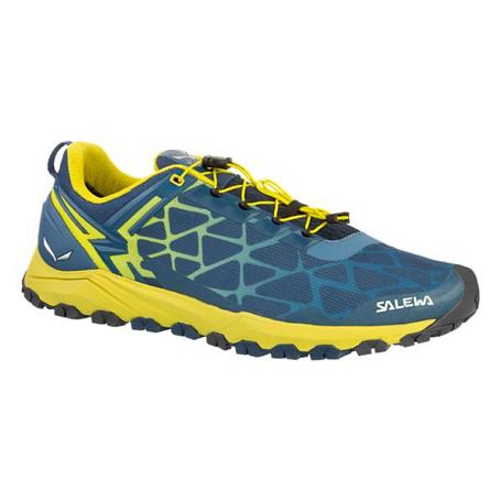 Купить Треккинговые кроссовки Salewa 2017 MS MULTI TRACK Dark Denim/Kamille Треккинговая обувь 1325956