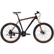 Велосипед Welt Ridge 2.0 HD 2019 black/orange/grey