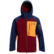 Куртка сноубордическая BURTON 2019-20 M AK Gore‑Tex Cyclic Jacket Port Royal/Dress Blue/Russet Orange