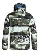Куртка сноубордическая Quiksilver 2015-16 Mission Print J M SNJT GPB5