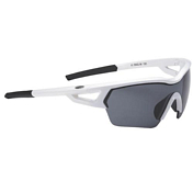 Очки солнцезащитные BBB Arriver white PC smoke lens White (BSG-36)