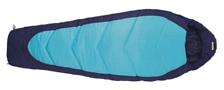 Спальник Salewa Synthetic Maxidream S right blue/light blue