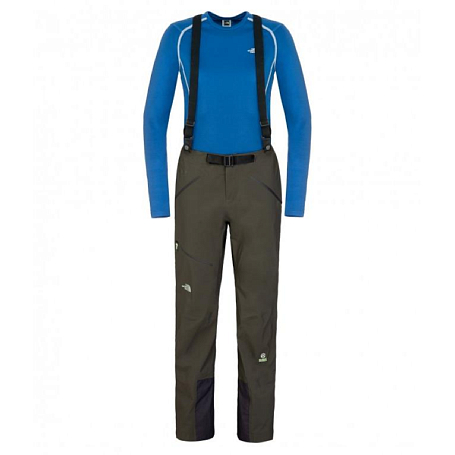 Брюки туристические THE NORTH FACE 2014-15 Outdoor W POINT FIVE NG PANT BLACK IN KGREE