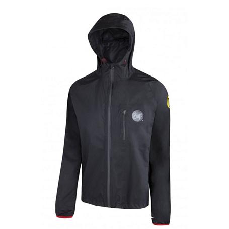 Купить Куртка для активного отдыха BUFF PRO TEAM COLLECTION ARAN WATERPROOF JACKET Black (Черный), Одежда туристическая, 1111879