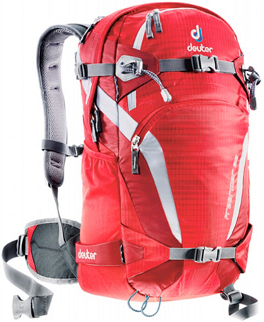 Рюкзак Deuter 2015 Alpine Winter Freerider 26 fire-cranberry