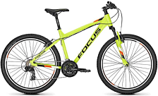 Велосипед Focus Raven Rookie 26 2019 Green