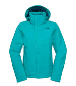 Куртка туристическая THE NORTH FACE 2013-14 ACTION SPORTS W LAUBRHRN NVLTY JKT BOREALIS BLUE