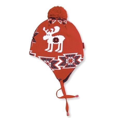 Купить Шапка Kama BW16 red Детская одежда 1083004