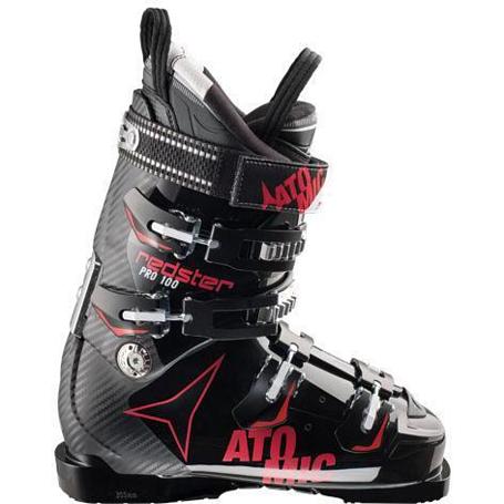 Купить Горнолыжные ботинки ATOMIC 2014-15 FIS RACE REDSTER PRO 100 BLACK Ботинки горнoлыжные 1140549