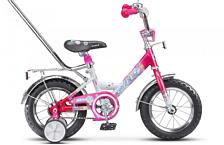 ВелосипедДо 6 лет (колеса 12-18)<br>Велосипед рекомендован для детей в возрасте от 1,5 до 3 лет. Удобная заниженная рама, позволяющая ребёнку легко садиться и слезать с велосипеда.<br><br>Диаметр колес&amp;nbsp;&amp;nbsp;&amp;nbsp;&amp;nbsp;12''<br>Рама &amp;#40;материал&amp;#41;&amp;nbsp;&amp;nbsp;&amp;nbsp;&amp;nbsp;сталь<br>Количество скоростей&amp;nbsp;&amp;nbsp;&amp;nbsp;&amp;nbsp;1<br>Тормоза&amp;nbsp;&amp;nbsp;&amp;nbsp;&amp;nbsp;задний ножной<br>Обода&amp;nbsp;&amp;nbsp;&amp;nbsp;&amp;nbsp;сталь