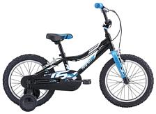 Велосипед Giant Animator F/w 16 2017 Черный/синий