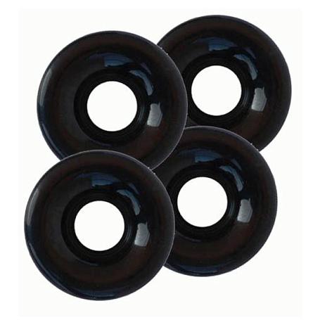 Купить Колеса (4 штуки) для лонгборда TEMPISH PU 85A 65x37 mm (4pcs), Скейтборды, 1254603
