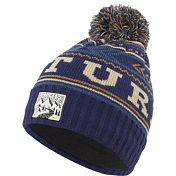 Шапка Picture Organic 2018-19 DONNIE Beanie B Petrol Blue
