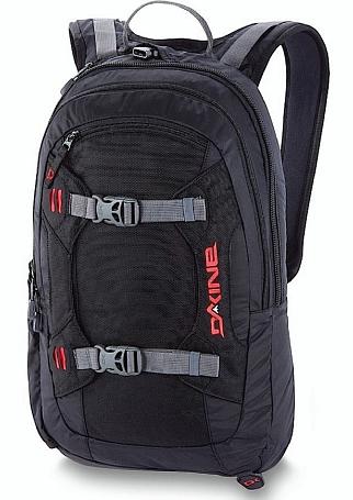 Купить Рюкзак DAKINE 2015-16 W16 DK BAKER 16L BLACK Рюкзаки для фрирайда 1219126