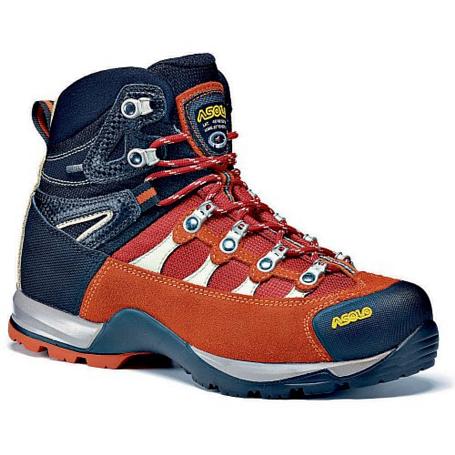 Купить Ботинки для треккинга (высокие) Asolo Hike Stynger GTX ML Spice / Black, Треккинговые ботинки, 899396