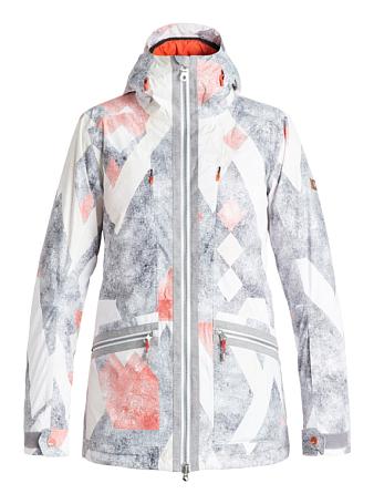 Купить Куртка сноубордическая Quiksilver 2016-17 TB ASCEND JK J SNJT MJW7 Одежда 1279592