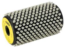 Щетка TOKO Rotary Brush Nylon Grey (RC, серый нейлон 4 мм)
