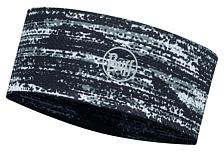 ПовязкаАксессуары Buff ®<br>Спортивная повязка на голову Headband Buff это нехитрое приспособление, которое предотвратит попадание пота и волос на лицо и в глаза. Такие летние повязки на голову используют во время бега, игры в теннис или при любой другой аэробной нагрузке.<br><br>Особенности:<br><br>- Материал Fastwick Extra Plus формирует систему, которая выводит влагу наружу от кожи к внешнему слою ткани, где испаряется и высыхает быстрее, нежели на любом другом материале.<br>- Специальная конструкция обеспечивает комфорт даже при сильной активности.<br>- Светоотражающие элементы позволят быть заметным в тёмное время суток.<br>- Размеры: 24,9 x 7,7 см<br>- 100% полиэстер