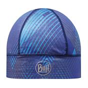 ШапкаАксессуары Buff ®<br>Спортивная шапка для активного отдыха. Материал защищает от ветра, быстро впитывает и испаряет влагу, поддерживая комфортный микроклимат. Благодаря своим свойствам, отлично подходит для спорта с циклическими нагрузками.<br>