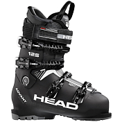 Горнолыжные ботинки HEAD 2018-19 Advant EDGE 125S trs. anthracite/black
