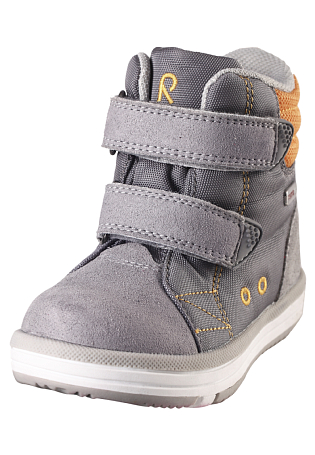 Купить Ботинки городские (средние) Reima 2016-17 PATTER СЕРЫЙ Обувь для города 1274394