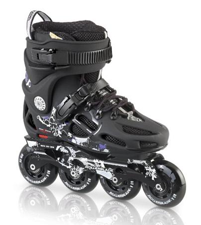 Купить Роликовые коньки Rollerblade 2013 TWISTER 80 W, Ролики взрослые, 904805