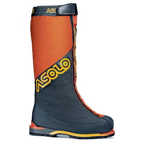 Купить Ботинки для альпинизма Asolo Manaslu GV Orange / Black Альпинистская обувь 899140