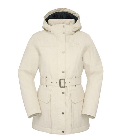 Пальто туристическое THE NORTH FACE 2013-14 Activity Inspired W LONA JACKET VINTAGE WHITE