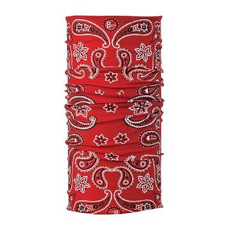 Купить Бандана BUFF TUBULAR CASHMERE RED/OD Банданы и шарфы Buff ® 1343604