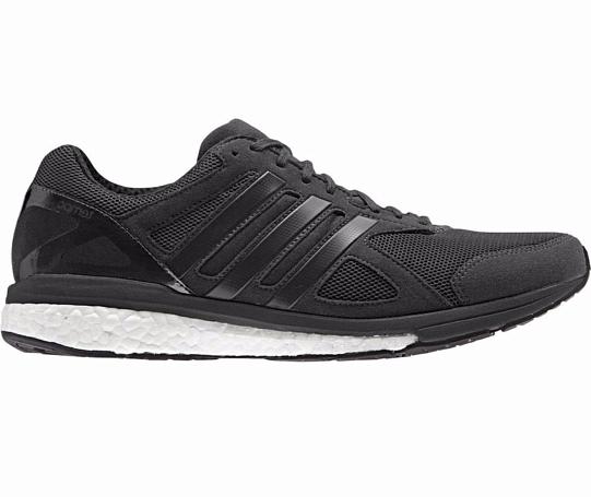 Купить Марафонки Adidas 2016 ADIZERO TEMPO 8 M CBLACK/CBLACK/MINRED, Кроссовки для бега, 1247886