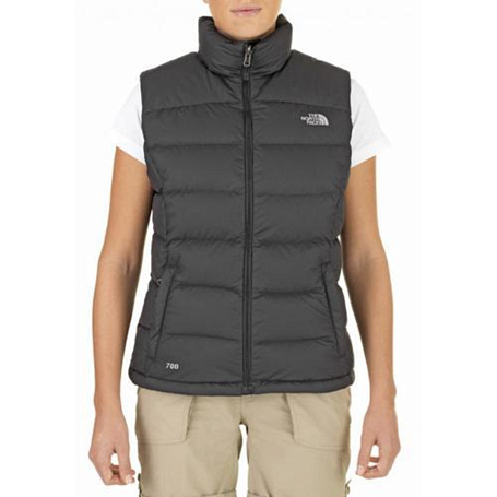 Жилет туристический THE NORTH FACE 2012 T0AFYG W NUPTSE VEST (Black) черный