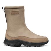 Ботинки городские (высокие)Обувь для города<br>Материал верха: микрофибра &amp;#43; водоотталкивающая замша 1.6-1.8 мм<br>Подкладка: Gore-Tex Perfomance с утеплением<br>Промежуточная подошва: Asoflex light<br>Колодка: MM<br>Стелька: Lite 1<br>Подошва: двухслойная резина Aso 1000 &amp;#43; EVAMM-ML<br>Вес: 442 гр &amp;#40;1/2 пары 8 UK&amp;#41;<br>Назначение: обувь для города<br>Серия: Fall/Winter<br>Защита от влаги: Gore-TexНазначение обуви: зимняя городская обувь, спорт стиль<br><br>Пол: Мужской<br>Возраст: Взрослый