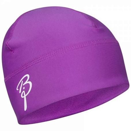 Купить Шапка Bjorn Daehlie Hat POLYKNIT Purple Cactus Flower (Фиолетовый) Головные уборы, шарфы 1103604