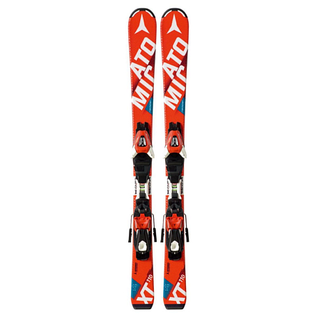 Купить Горные лыжи с креплениями Atomic 2015-16 REDSTER JR II + XTE 045 1195394