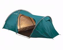 ПалаткаПалатки<br>Большая комфортная палатка для кемпинга. Палатка обладает простым в установке и исключительно прочным каркасом. Основная особенность модели: внутренняя палатка и тент устанавливаются одновременно. В модели продуманы два входа и два тамбура, один из которых отличается большими размерами.<br> Конструкция дополнена вентиляционными окнами на молнии, входы внутренней палатки продублированы противомоскитными сетками.<br> <br> - Палатка обладает простым в установке и исключительно прочным каркасом.<br> - Основная особенность модели: внутренняя палатка и тент устанавливаются одновременно.<br> - В модели продуманы два входа и два тамбура, один из которых отличается большими размерами.<br> - Конструкция дополнена вентиляционными окнами на молнии, входы внутренней палатки продублированы противомоскитными сетками.<br> - Количество входов: 2<br> - Материал палатки: Polyester 190T W/R BR<br> - Материал пола: Nylon 190T W/R PU 9000 мм<br> - Материал тента: Polyester 190T W/R PU 7000 мм<br> - Реальный вес (кг): 5.14