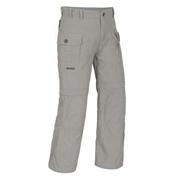 Брюки для активного отдыхаОдежда для активного отдыха<br>Практичные брюки со множеством функциональных карманов. Хорошая защита от насекомых и ультрафиолетовых лучей.<br>Защитные функции &amp;#40;свойства&amp;#41;: защита от насекомых, защита от ультрафиолетовых лучей, быстросохнущий &amp;#40;из быстросохнущего материала&amp;#41;<br>Комфорт: легкий, хорошие антибактериальные свойства, дышащий<br>Основные характеристики модели:<br>- легкие и прочные спортивные брюки для хайкинга<br>- могут быть быстро и практично превращены в бермуды<br>- практичные вместительные накладные передние карманы<br>- 1 карман на замке-молнии<br>- эластичный регулируемый пояс с дополнительной регулировкой ширины<br>Основной материал : Dryton Superlight Am1 95/100% PA<br><br>Пол: Унисекс<br>Возраст: Детский<br>Вид: брюки