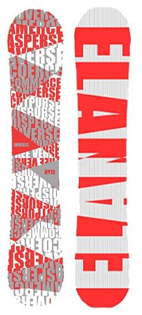 Купить Сноуборд Elan 2013-14 Inverse доски 882386