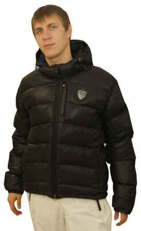 Купить Куртка горнолыжная EA7 Emporio Armani 2010-11 0w312 черный Одежда 665776