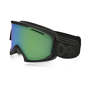 Очки Горнолыжные Oakley 2016-17 O2 XL Factory Pilot Blackout/prizm Jade Iridium