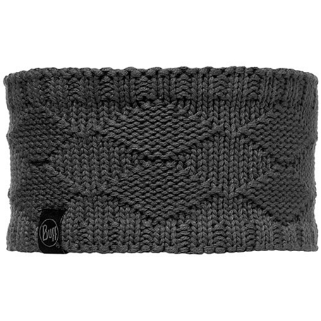 Повязка BUFF HEADBAND BUFF Knitted&Polar Fleece GREENE