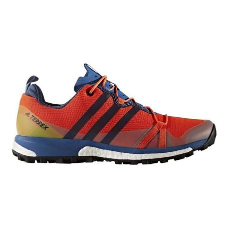 Купить Беговые кроссовки для XC Adidas 2017 TERREX AGRAVIC ENERGY,CORE BLUE,CORE BLACK Кроссовки бега 1333816
