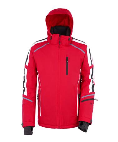 Купить Куртка горнолыжная MAIER 2014-15 MS Classic Almagell fire (красный) Одежда 1091877