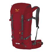 Рюкзак туристическийРюкзаки туристические<br>Совершенно новый дизайн. Практичный рюкзак без излишеств. Беспроигрышный предмет экипировки типичного альпиниста или поклонника ски-туров. <br><br>Особенности: <br>- диагональные крепления для лыж<br>- система защиты спины<br>- карман-сетка для бутылки с водой<br>- съемный набедренный пояс<br>- крепление для ледоруба<br>- набедренный пояс<br>- карман для ледовых инструментов<br>- плетение Ripstop<br>Вес: 1280 г.<br>Объем: 35л.