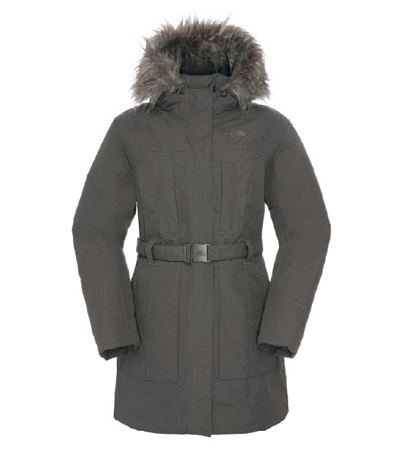 Пальто туристическое THE NORTH FACE 2013-14 Activity Inspired W BROOKLYN JACKET GRAPHITE GREY